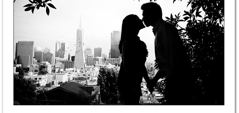Lauren & Eugene San Francisco Engagement Session