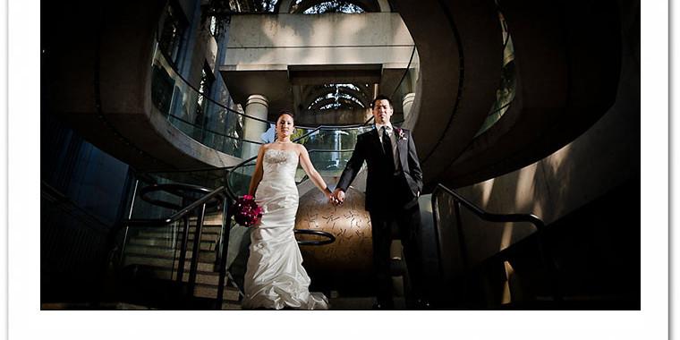 Lauren and Eugene's Elegant Bentley Reserve Wedding