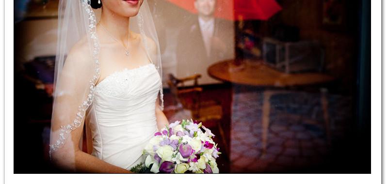 May and Howard's Oakland and San Francisco Wedding