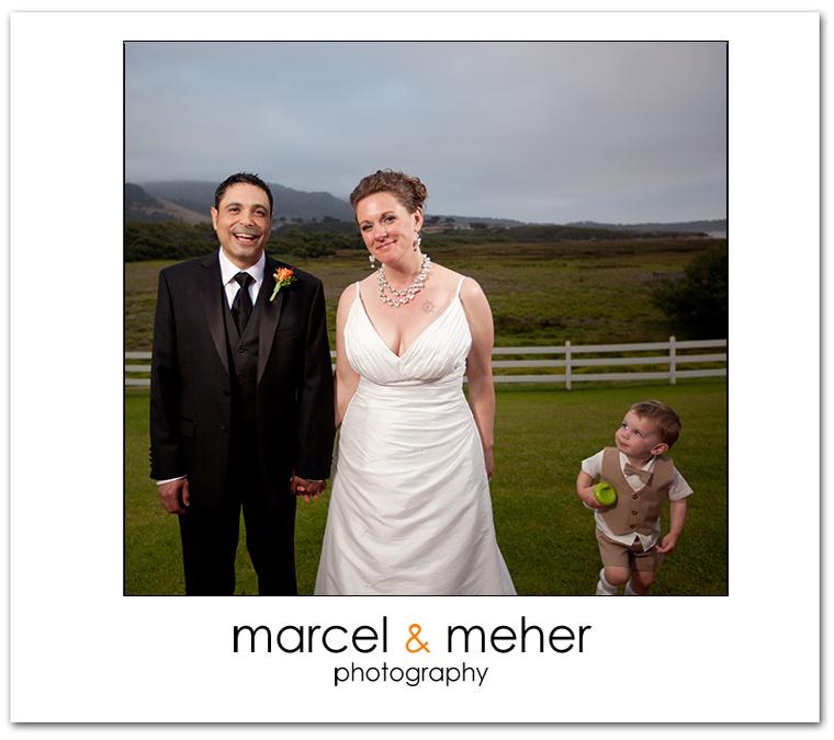 mission ranch wedding in carmel