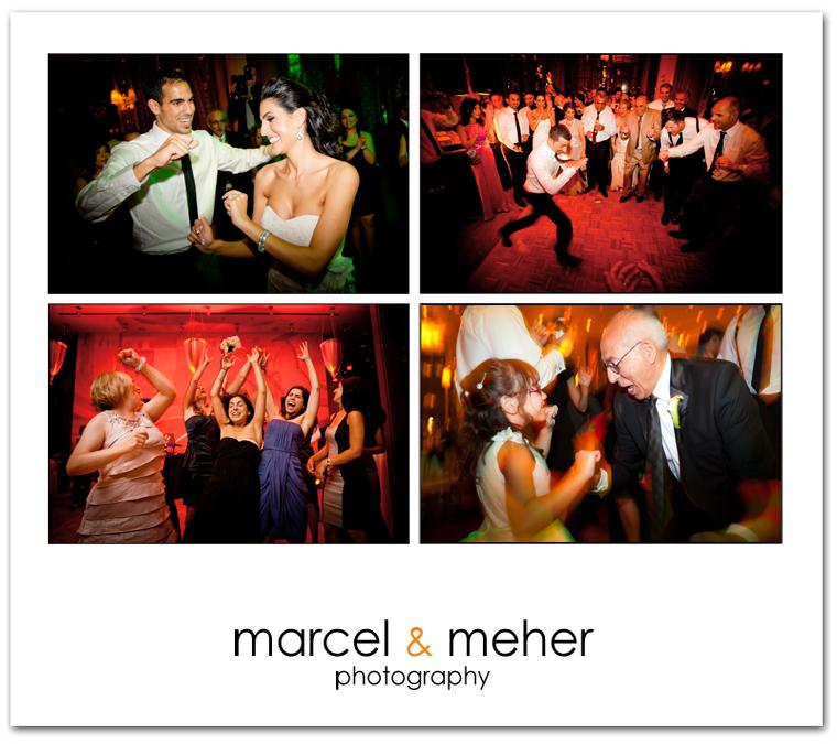 Westin St. Francis San Francisco persian wedding