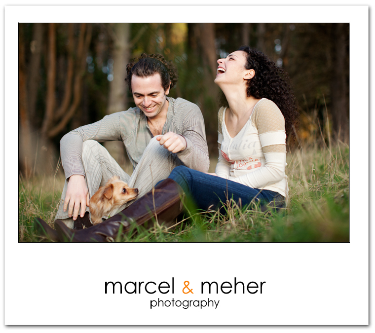 San Francisco Engagement Session Presidio