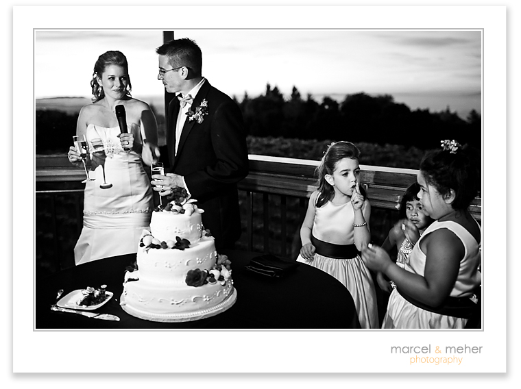 Wedding at Thomas Fogarty Winery in Woodside