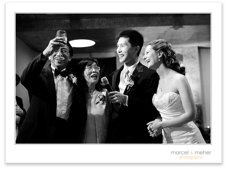 San Francisco City Club Wedding