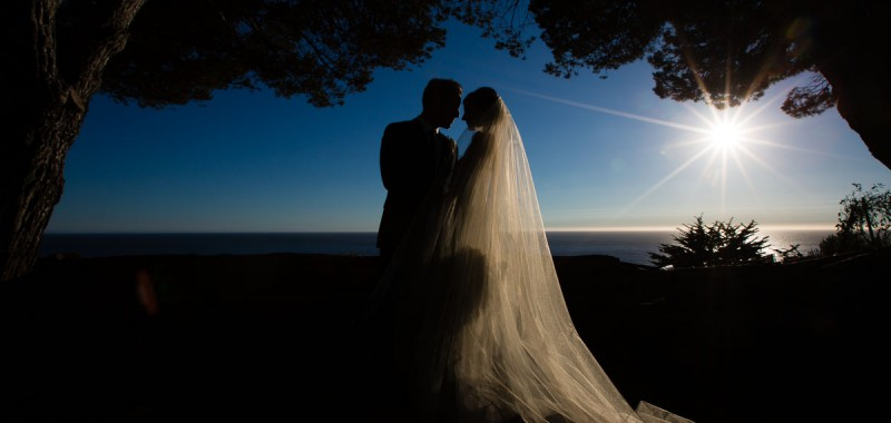 Katlain & Brad Big Sur Wedding