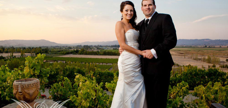 Shannon & Chris' Viansa Winery Wedding