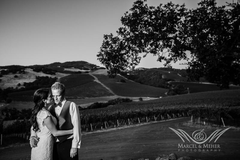 Breanna & Matt's Kunde Winery Wedding