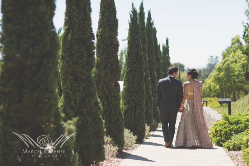 Monica and Clay's Wine Country Wedding at The Carneros Inn