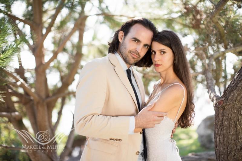 Annie and Ben's Big Sur Wedding -- Part 1
