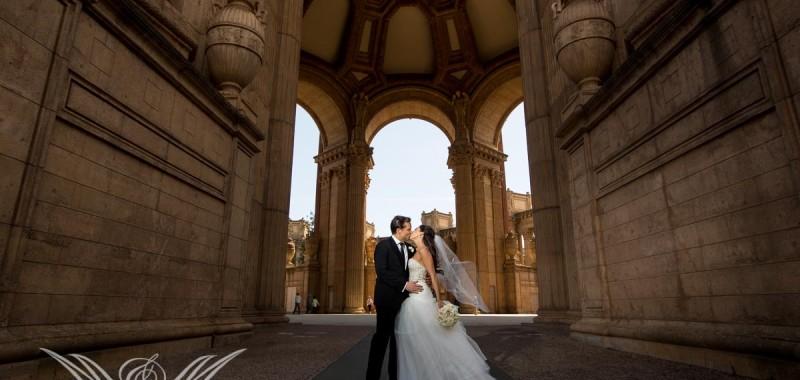 Jennifer & Eric's Wedding at the Westin St. Francis