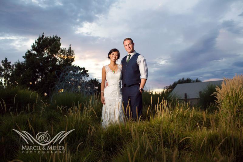 Leslie &  Ryan's Wine Country Wedding