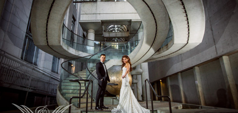 Victoria & Son - Bentley Reserve Wedding